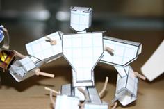 Paper-Robo