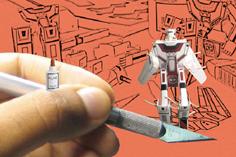 Paper-Robo Game